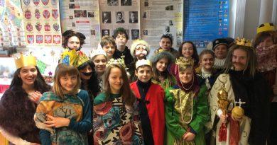 Uczta iście królewska w Sekcji Polskiej w Saint Germain en Laye